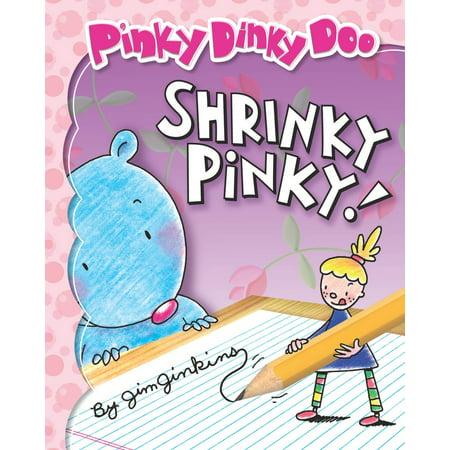 Pinky Dinky Doo: Shrinky Pinky! - eBook
