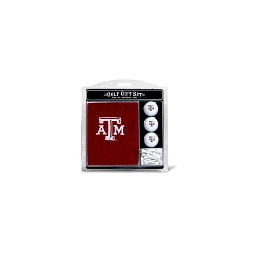 Team Golf 23420 Texas A&M Aggies Embroidered Towel Gift Set