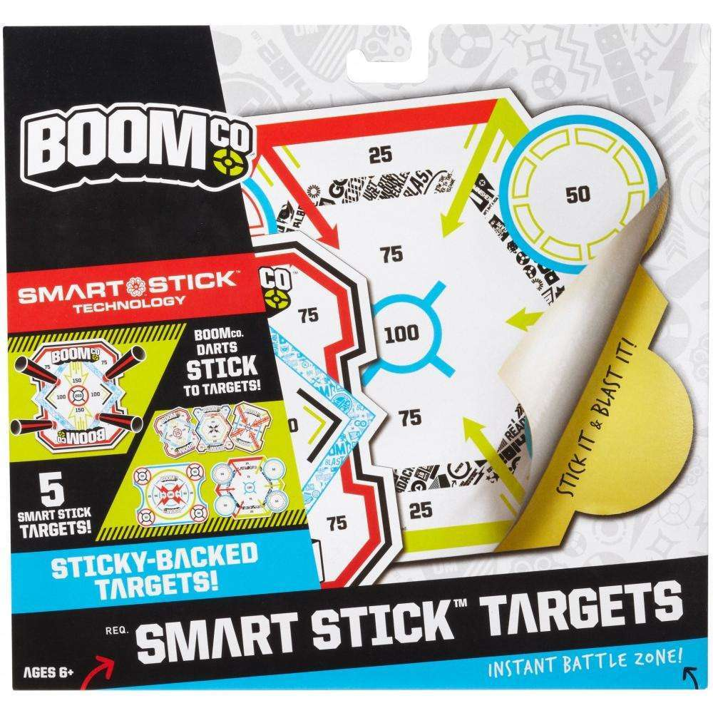 BOOMco. Target Sticker Pack