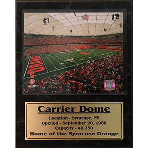 NCAA Syracuse Stat Plaque, 12x15