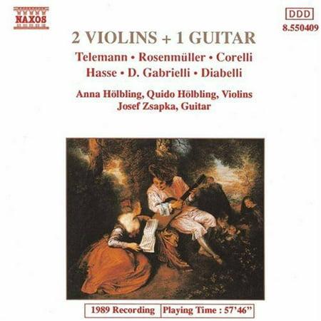 2 Violins 1 Guitar (Two Violins & One Guitar 1)