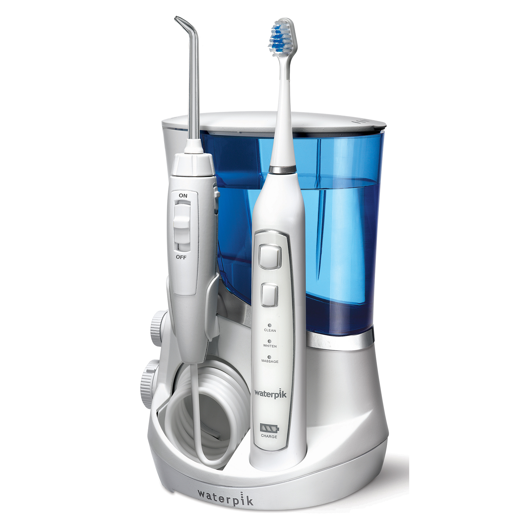 Waterpik WP-861 Blue/White Waterpik® Complete Care 5.0