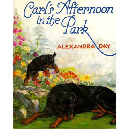 Carls Afternoon in the Park (Board - Afternoon Music Book
