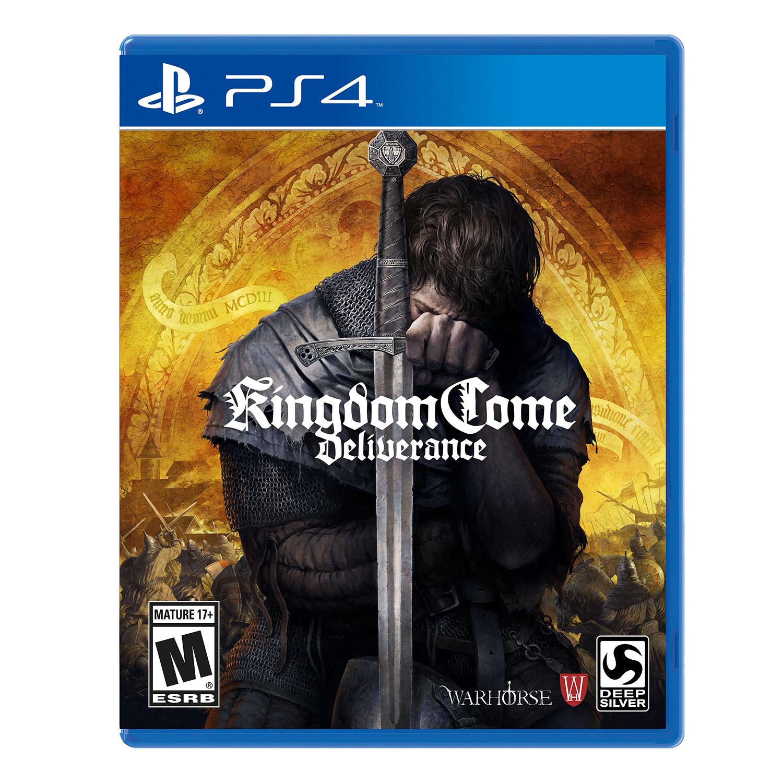 Kingdom Come: Deliverance, Square Enix, PlayStation 4, REFURBISHED/PREOWNED