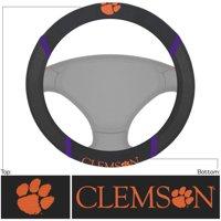 Clemson University Steering Wheel Cover
