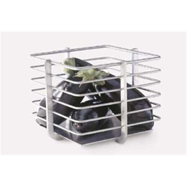 Zack 30717 MEDINA wire fruit basket- Stainless Steal