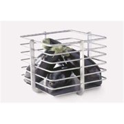 Zack 30717 MEDINA wire fruit basket- Stainless Steal