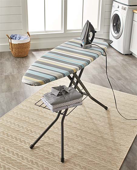 Better Homes & Gardens Casual Stripe Reversible Ironing Board Pad and Cover by OSIL EXPORTS LIMITED