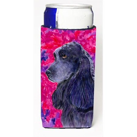 Carolines Treasures SS8659MUK Cocker Spaniel Michelob Ultra bottle sleeves For Slim Cans - image 1 of 3
