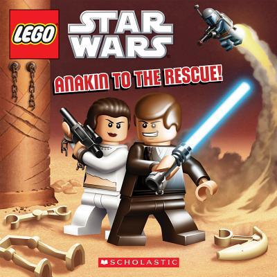 Lego Star Wars: Anakin to the Rescue!: Episode II (Lego Star Wars) (Paperback)