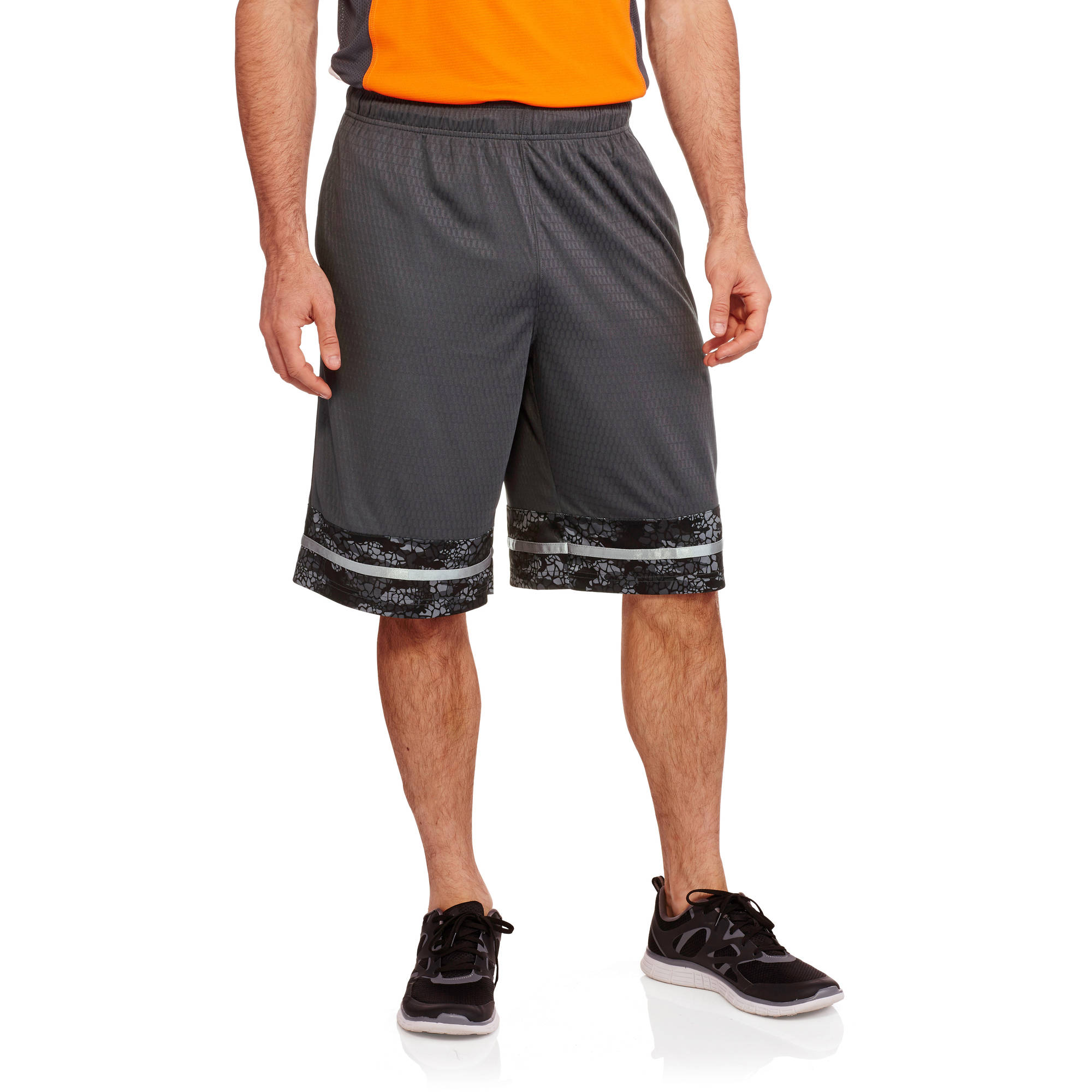 AND1 Men's Back to Basics Game Shorts