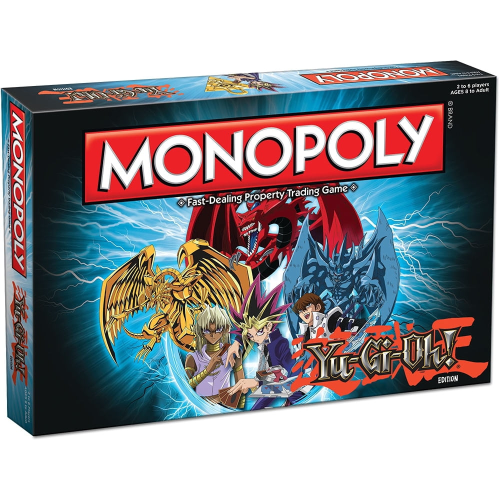 Yugioh Monopoly Game by USAopoly