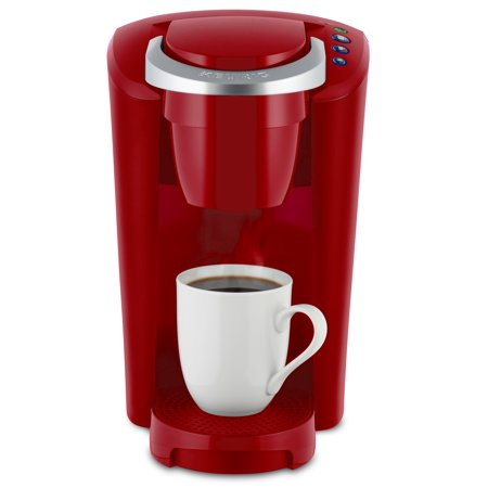 Keurig K-Compact Single-Serve K-Cup Pod Coffee Maker, Imperial Red
