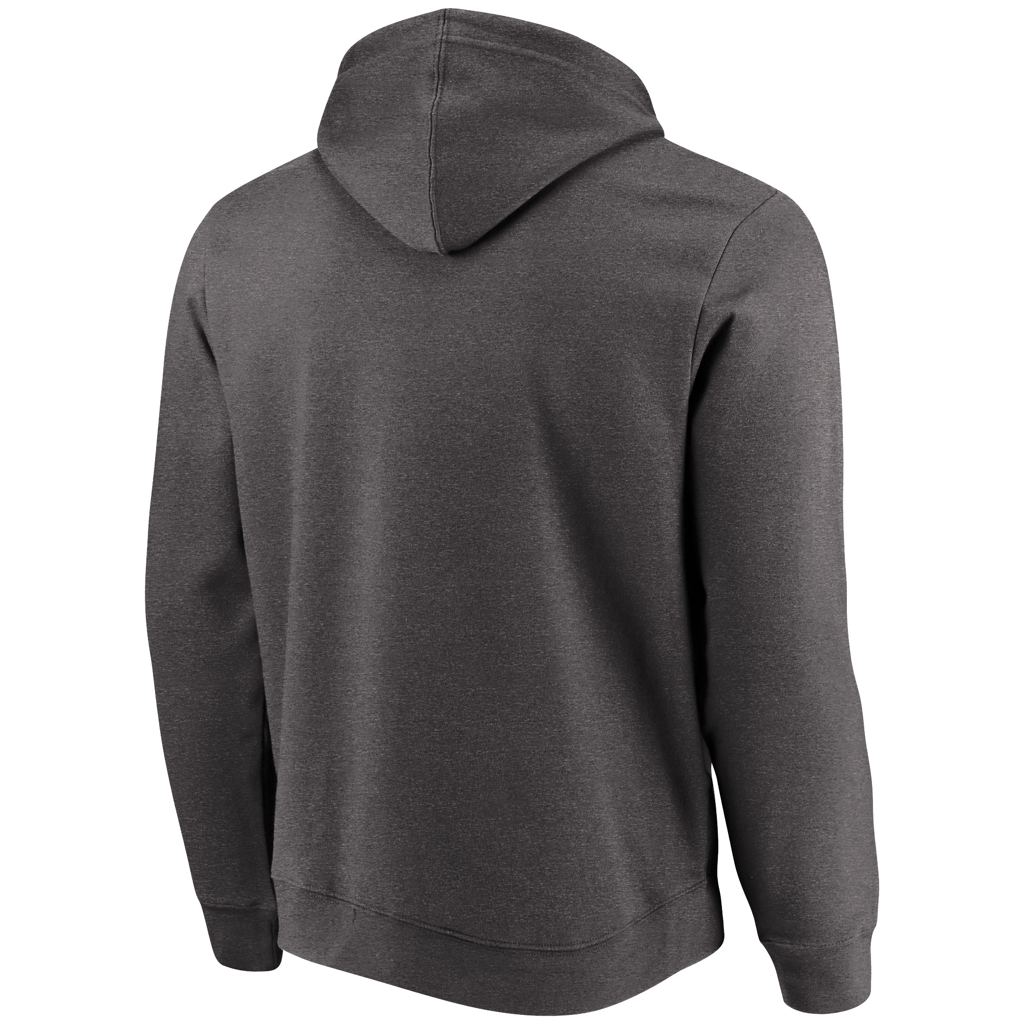 finest selection 91cac 8565d Carolina Panthers Majestic Big & Tall Line of Scrimmage Pullover Hoodie -  Heathered Charcoal