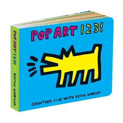 Keith Haring Pop Art 123!