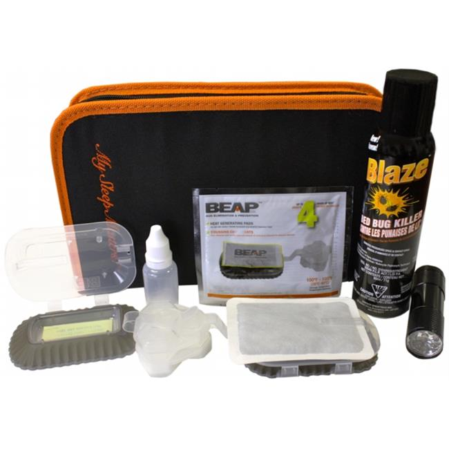 Beap Co  10025 Deluxe Bed Bug Travel Kit