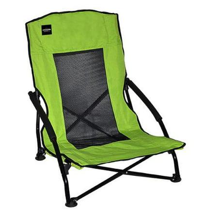 Caravan Canopy Caravan Sports Compact Lime Green Low Back