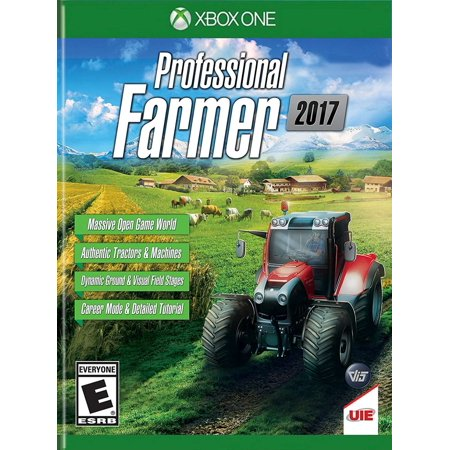 Professional Farmer Simulator 2017 for Xbox One