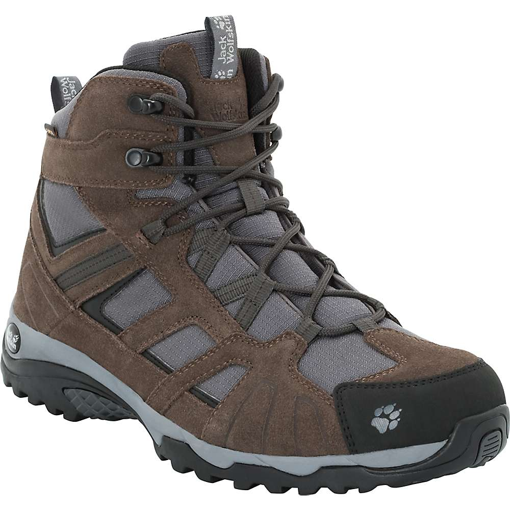 Jack Wolfskin Men's Vojo Hike Texapore Mid Boot by Jack Wolfskin