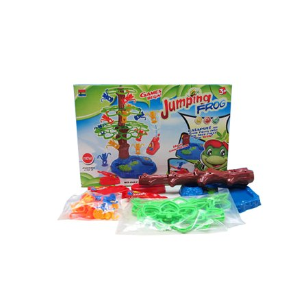 - Lucky Toys - Jumping Frog