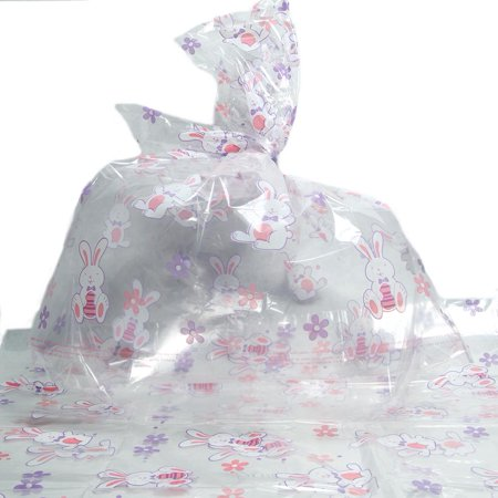 Easter Cellophane Basket Bags