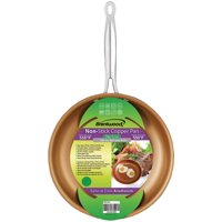 "Brentwood Appliances BFP-326C Nonstick Induction Copper Fry Pan (10"")"