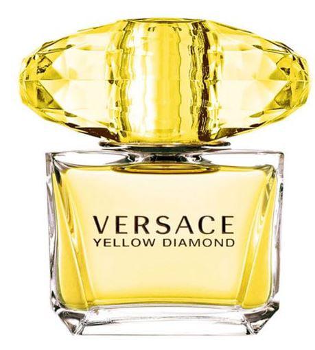 Versace Yellow Diamond Eau De Toilette, Perfume for Women, 3 Oz