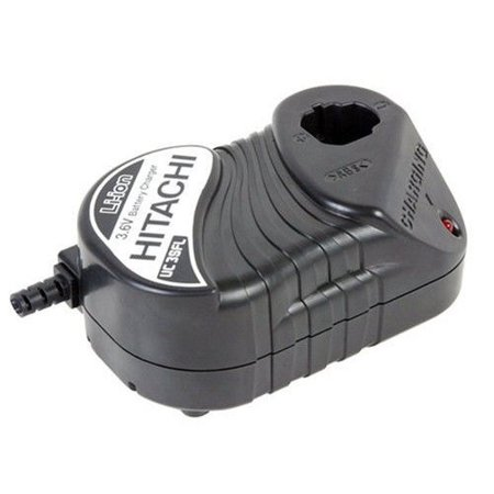 Hitachi UC3SFL 3.6V Lithium-Ion Charger (Hitachi 12 Volt Lithium Ion Battery Charger)