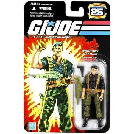 GI Joe 25th Anniversary Wave 1 Flint Action Figure](Gi Joe Body Armor)