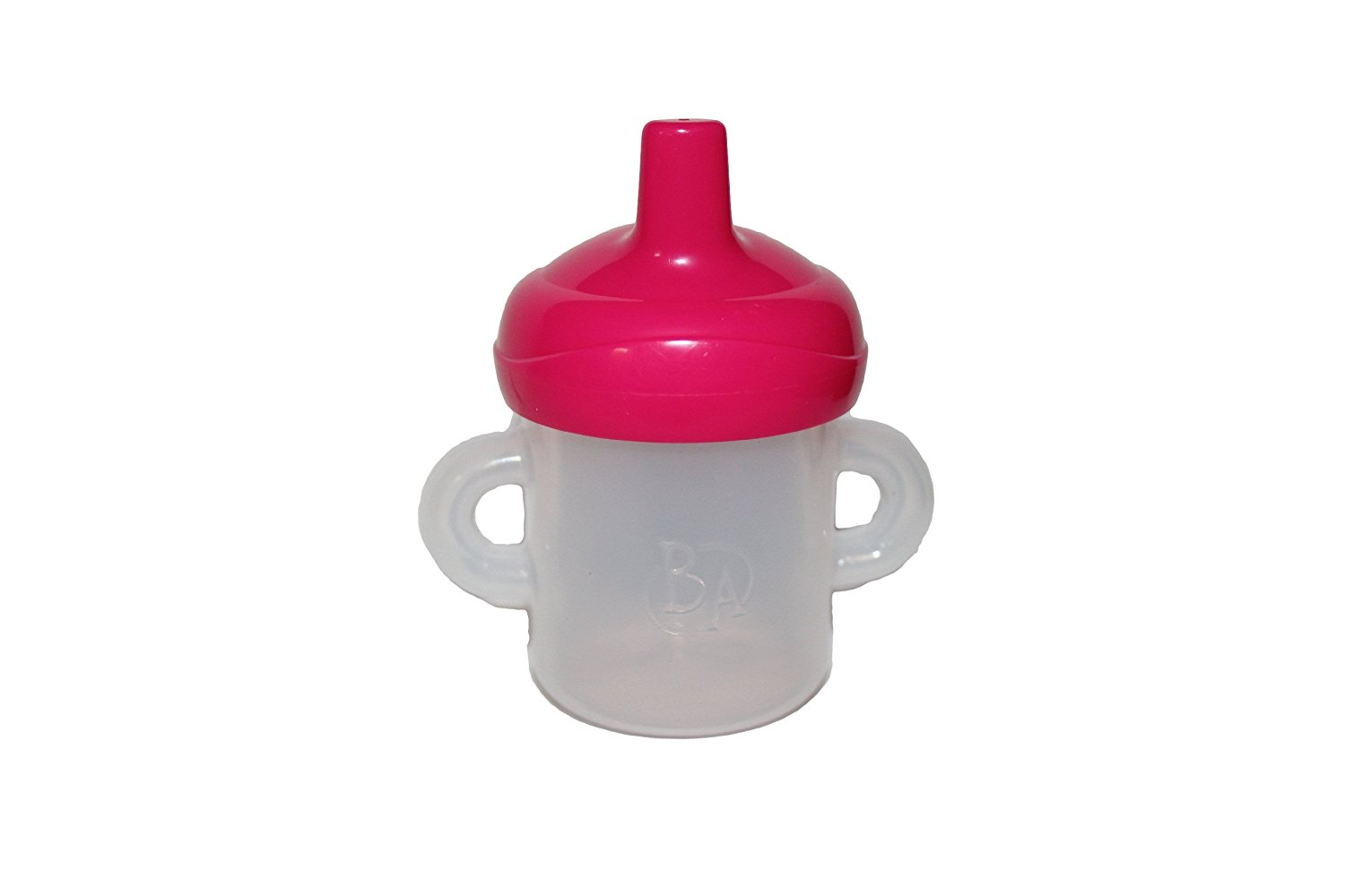 NEW BABY ALIVE Authentic Doll SIPPY CUP BOTTLE Pink Removable Lid