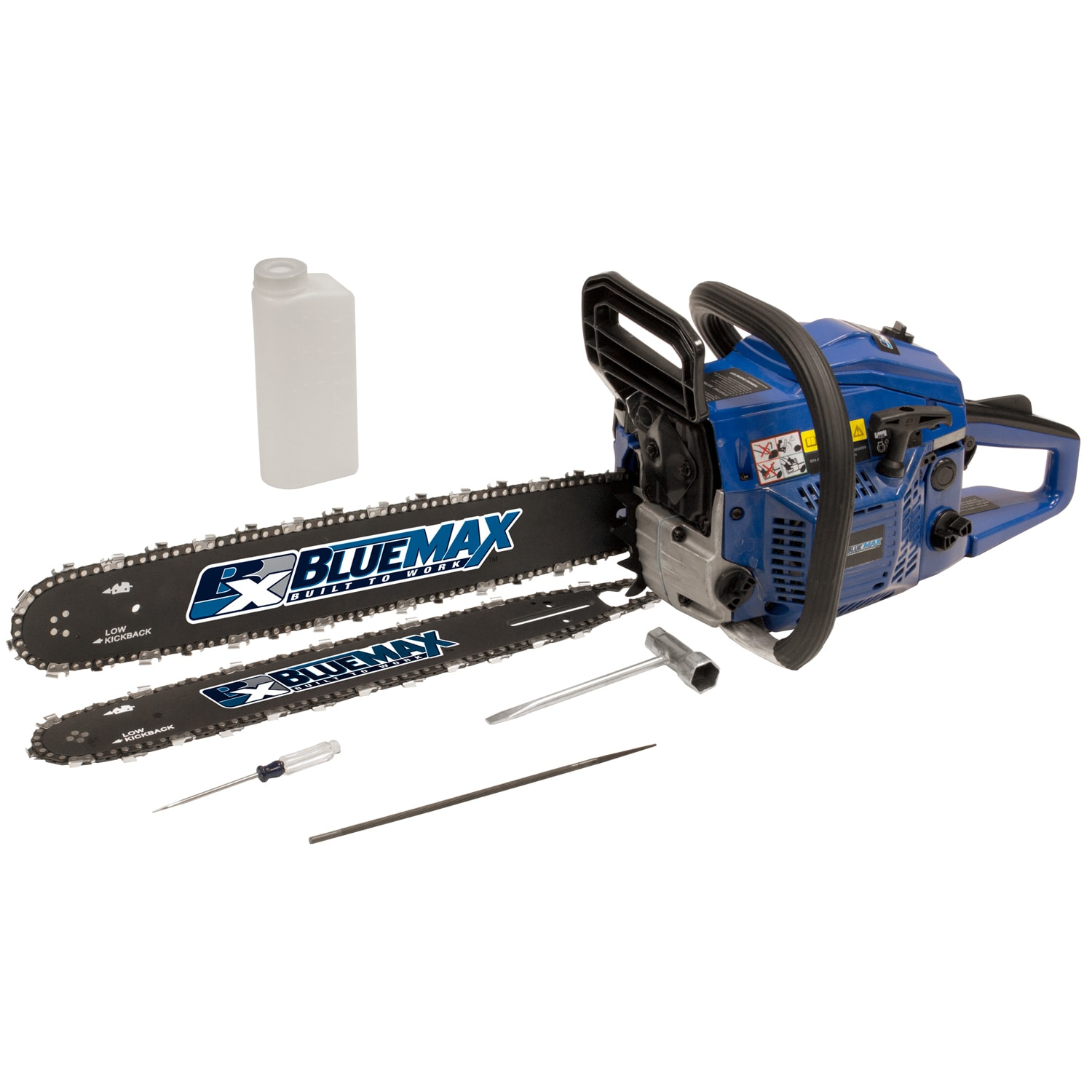 North American Tool Industries Blue Max 2-in-1 14 20-inch Combination Chainsaw by Overstock