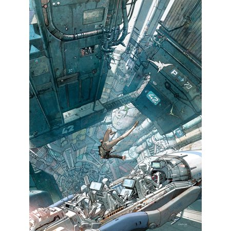 Incal: Final Incal: 200 Copies Limited Ultra-Deluxe Edition: Coffee Table Book (Limited) (Hardcover)
