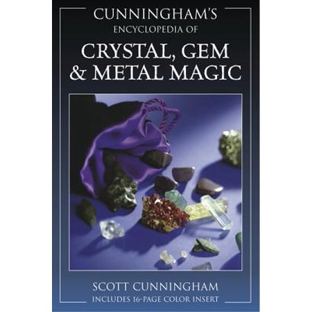- Cunningham's Encyclopedia of Crystal, Gem & Metal Magic