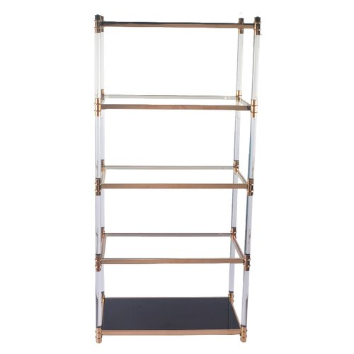 RMG Fine Imports Varossi Etagere Bookcase by