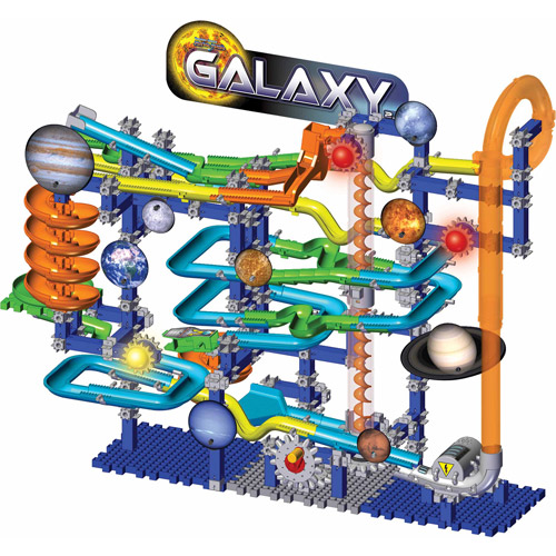 The Learning Journey Techno Gears Marble Mania Galaxy 2.0