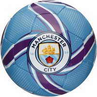Manchester City Puma Future Flare Mini Soccer Ball