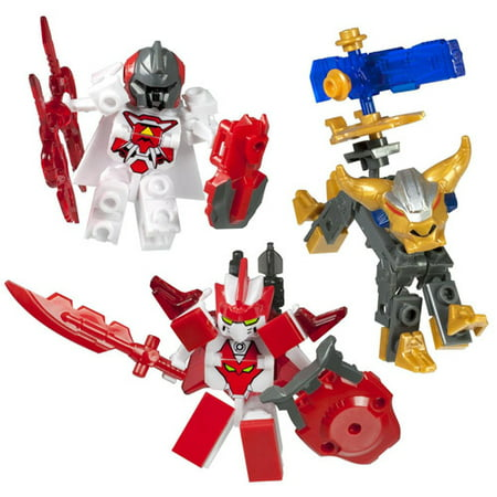 Ionix Tenkai Knights Action Pack 10501, - Action Pak