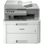 Brother Digital Color Laser All-in-One Printer, MFC-L3710CW, Wireless Printing,