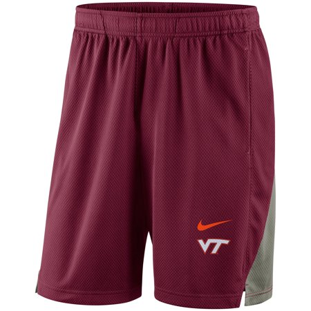 Virginia Tech Hokies Nike Franchise Shorts - Maroon (Nike Tech Core)