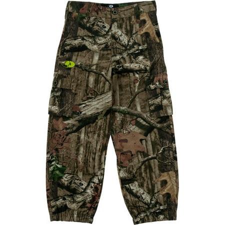 Mossy Oak Boys' Cargo Pants