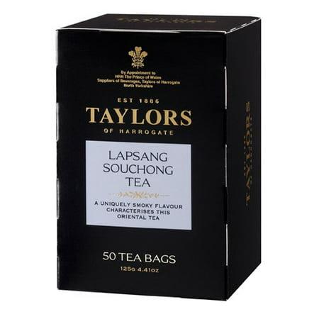 Taylors of Harrogate Lapsang Souchong Tea, 50 Tea