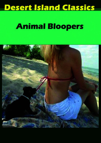 Animal Bloopers ( (DVD)) by Desert Island Films
