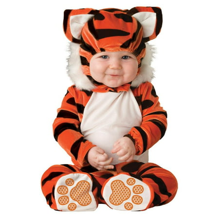 Ty Animal Halloween Costumes (Tiger Tot Baby Halloween)