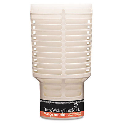 TimeMist TimeWick Dispenser Refill Mango Smoothie 6/Carto...