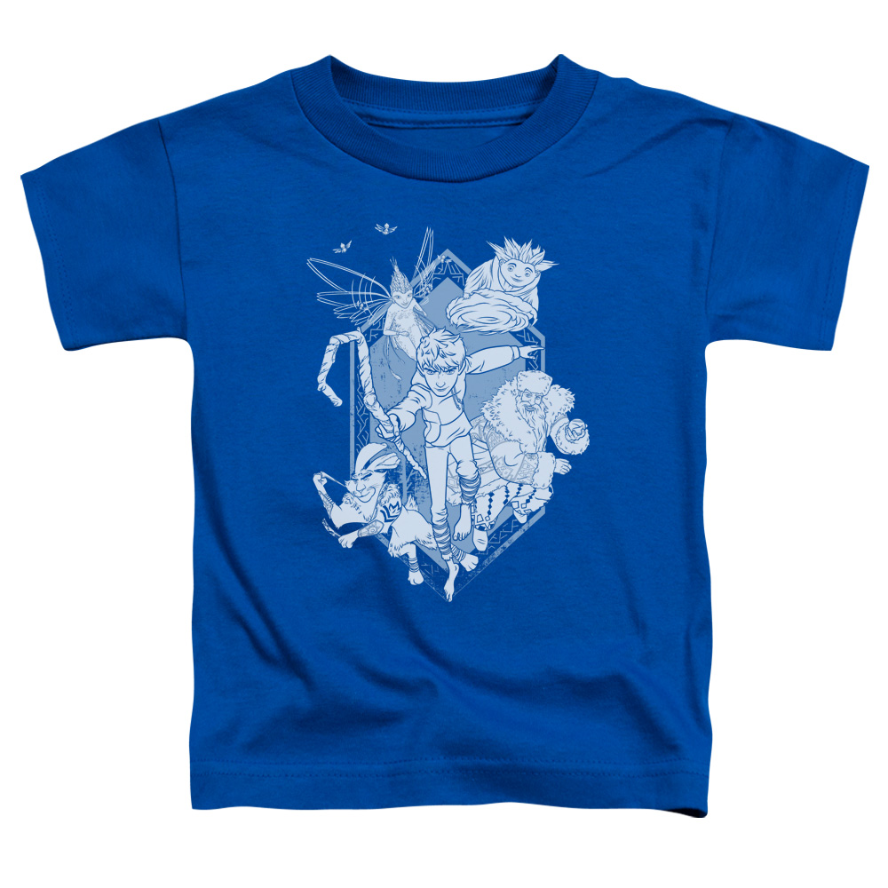 Rise Of The Guardians Coming For You Little Boys Shirt