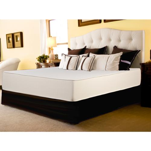 Select Luxury Flippable Firm 10 inch King Size Foam