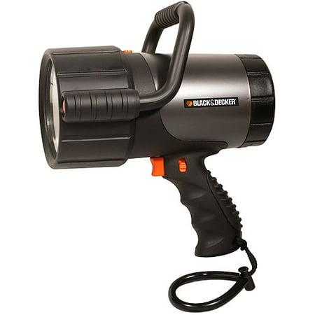 Black & Decker V2 Rechargeable Spotlight