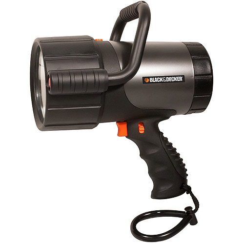 Black & Decker V2 Rechargeable Spotlight