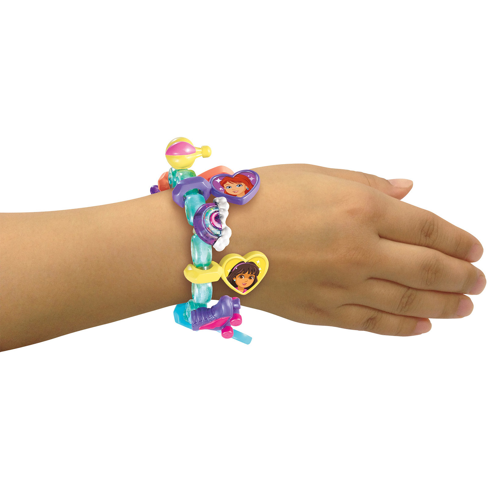 Fisher Price Dora and Friends Magic Charm Bracelet by Mattel
