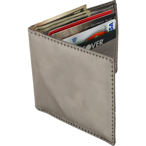 Trademark Stainless Steel Wallet